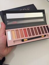 Cosmetic Makeup Matte Naked 12 Colors Pigment Eyeshadow Palette Sombras