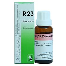 Dr. Reckeweg R23 Eczema Drops 50ml Homeopathic Remedies