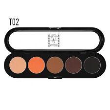 Make-Up Atelier Paris Eye Shadow Palette T02  Incl 5 colours