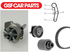 Water Pump & Timing Cam Belt Kit Eng. Cooling For VW Transporter T5 1.9 TDI