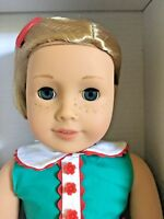 "American Girl Doll BeForever Kit 18"" + Book + NIB 8+ yrs"