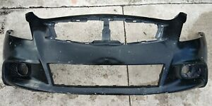 Message B4 Buyn! Front Bumper 10 11 12 13 14 15 Infiniti G37S Sedan Needs Repair