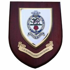 Chief of General Staff Military Shield Wall Plaque