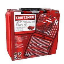 Craftsman 100-Piece Drill Bit Accessory Kit