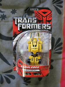 Transformers 2007 Legends Movie Bumblebee sealed MOSC