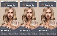 Jerome Russell Bblonde - Golden 10.3 - 3 Pack