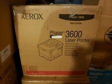 Open Box XEROX PHASER 3600 Duplex Network Printer - READ