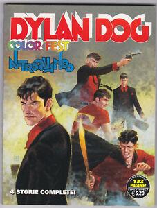 DYLAN DOG COLOR FEST n. 10 - Altroquando - Sergio Bonelli Editore