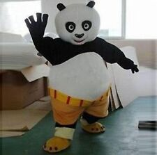 New Kung Fu Panda Cartoon Character Mascot Costume KungFu Panda Bear Clothing