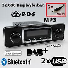 Retrosound San Diego DAB+ Komplettset TRIM Oldtimer Radio Bluetooth SD502C076036