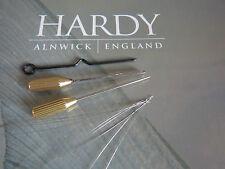 Splicing Kit Hardy Katalog Fliegenfischen Fliegenschnur Loop ich sage Top !