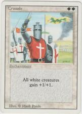 New listing Crusade Mp Revised 3rd Edition Mtg Magic Moderately Played
