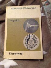 Buch Physik 2 von Diesterweg