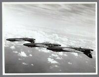 HAWKER HUNTER F1 FORMATION LARGE ORIGINAL VINTAGE AIR MINISTRY PHOTO RAF 5