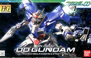 """HG 1/144 00 Gundam by Bandai  """"Japan Imported"""""""
