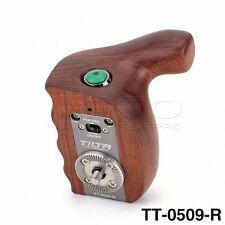TiLTA TT-0509-R Wooden handgrip w/ REC Trigger For SONY A7s A7RII A7s2 A7sII UK!