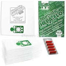 GENUINE Henry Hoover Bags x 10 Hetty Vacuum New Hepa Numatic Hepaflo (n2000)