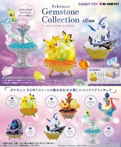 Japan Pokemon x Re-ment ✨  Gemstone Collection ✨ Limited Blind Box