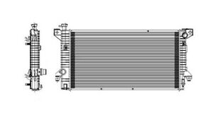 Radiator-Assembly TYC 13098