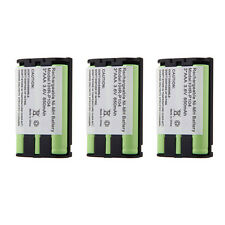 3X Phone Battery For Panasonic Kx-Tg2322 Kx-Tg2344 Kx-Tg2346 Kx-Tg2355 Kx-Tg2356