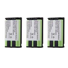 3X Phone Battery For Panasonic KX-TG2322 KX-TG2344 KX-TG2346 KX-TG2355 KX-TG2356