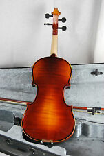 NEW FULL SIZED FLAMED ANTONIO STRADAVARIOUS COPY VIOLIN-GERMAN