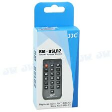 JJC wireless Remote Control For Sony A65 A77 A290 A390 NEX 5N NEX 7 As RMT-DSLR1