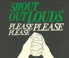 SHOUT OUT LOUDS Please Please Please [Single]  (CD, Feb-2006, Emi)