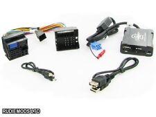 Connects2 ctarnusb005 usb / aux 3.5 mm / SD Adaptateur Renault Megane 08 sur