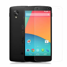 1 x Ultra Clear HD Screen Protector Guard Shield For LG NEXUS 5 New