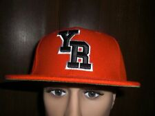 New Mens Young & Reckless Snapback Hat Cap Red Adjustable