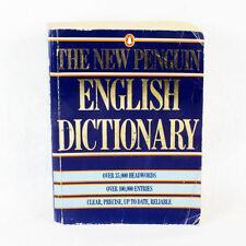The New Pingüino Inglés Diccionario Por Penguin Books Ltd