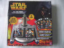 RARE STAR WARS HIDDEN POWERS FEEL THE FORCE CARD GAME WITH UV LIGHT/ COMPLETE