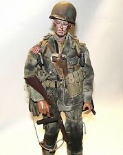 1:6 Dragon Elite Force WWII U.S Army Airborne Normandy D Day Soldier Figure 12""
