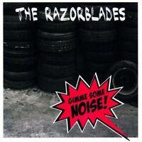 The Razorblades - Gimme Some Noise! [LP][schwarz]