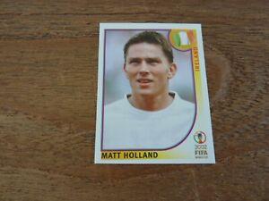 Matt Holland - Ireland - Panini Korea Japan 2002 Football Sticker - Near Mint!