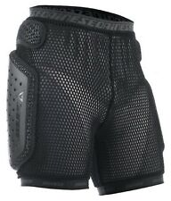 Dainese 1876070 Motorcycle Ski Snowboard Protector Protection Hard Short Black