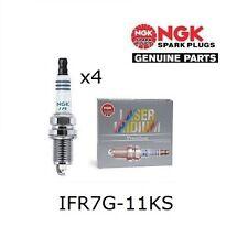 NGK LASER IRIDIUM SPARK PLUGS - HONDA CIVIC TYPE-R (FD2) K20Z4 IFR7G-11KS