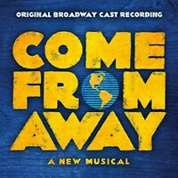 Original Broadway Cast Recording - Come From Away CD NEW
