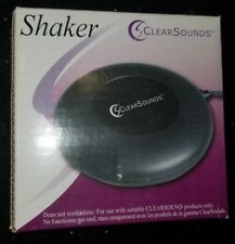 New ClearSounds hearing impaired shaker device
