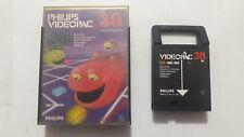 philips videopac n° 38 g 7000 7400 munchkin
