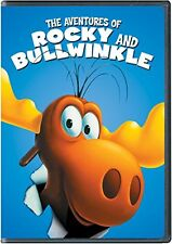 NEW The Adventures of Rocky and Bullwinkle (DVD)