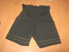 Black shorts one size brand new com-white rectangle-think offer price