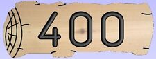 Custom Carved Wood Sign, Cedar! Log shaped address Plaque/ Wood Sign,