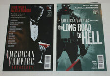 American Vampire Anthology & Long Road To Hell Scott Synder NM 9.2 to NM 9.4 Set