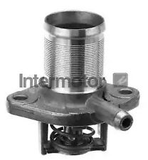 Thermostat, coolant STANDARD 75119