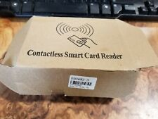 Contactless smart Reader Writer Usb + 8h10d-1 with cards