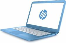 "HP Stream 14-AX020NR 14"" Laptop Intel Celeron 1.6GHz 4GB 32GB  Win10 (CLEARANCE)"