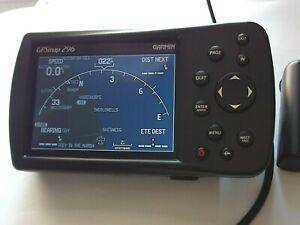 VGC  GARMIN GPSMAP 296  Aviation Marine Road - Aircraft Boat Navigation