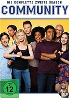 4 DVD-Box ° Community ° Staffel 2 ° NEU & OVP